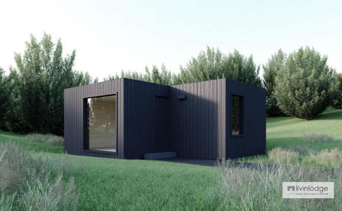 Houten huizenbouw | Livinlodge