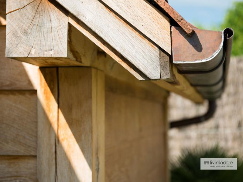 Landelijke tuin- en fietsberging te Rumbeke | Houten bijgebouwen op maat