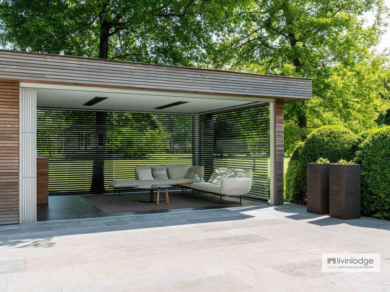 Moderne poolhouse Vlaams-Brabant | Livinlodge