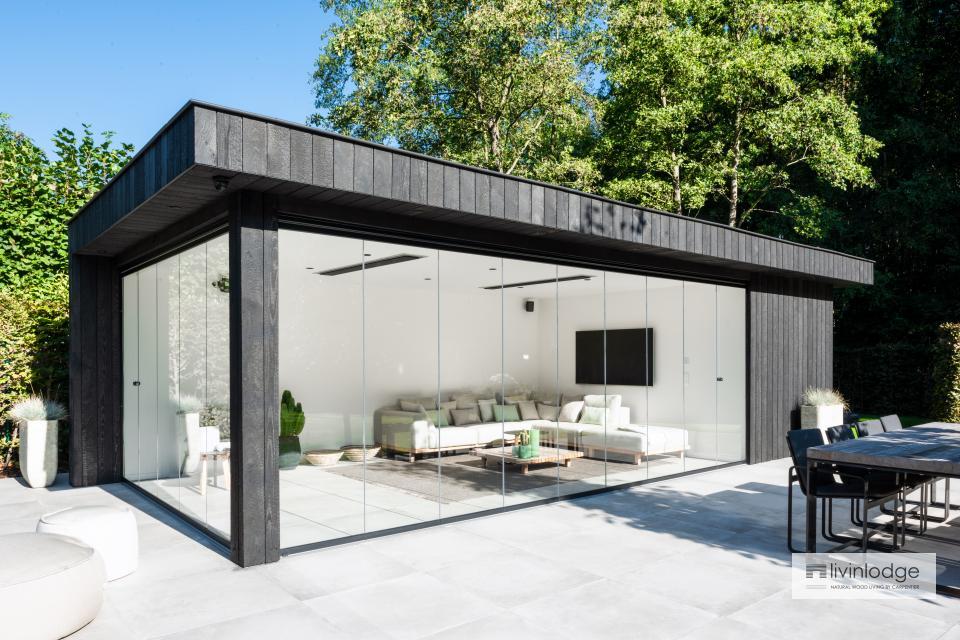 luxe tuinkamer