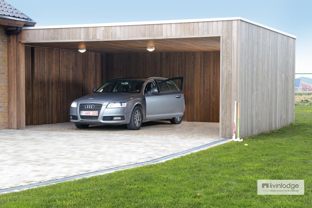 Modern Carport Designs Uk