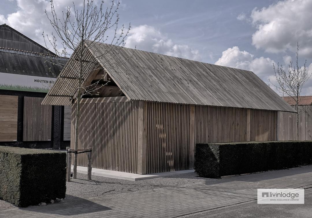 landelijke tuinkantoren - houten bijgebouwen op maat