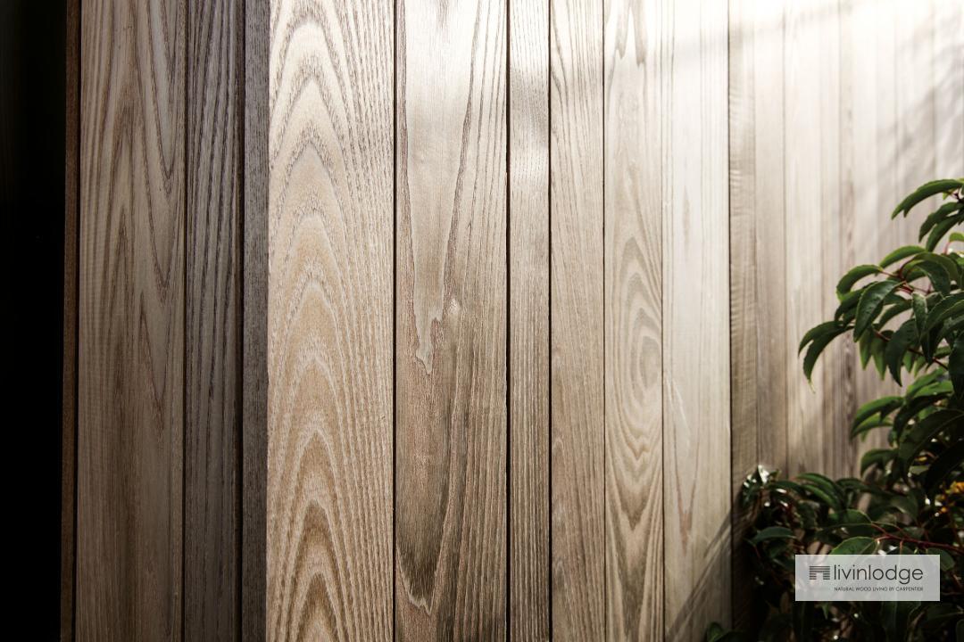 Exclusieve afwerking houten bijgebouw